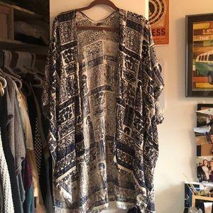 cover shawl